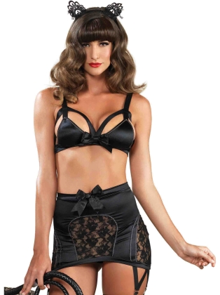 Leg Avenue French Maid Lingerie