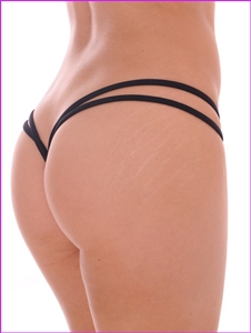 Double Strap Thong G206