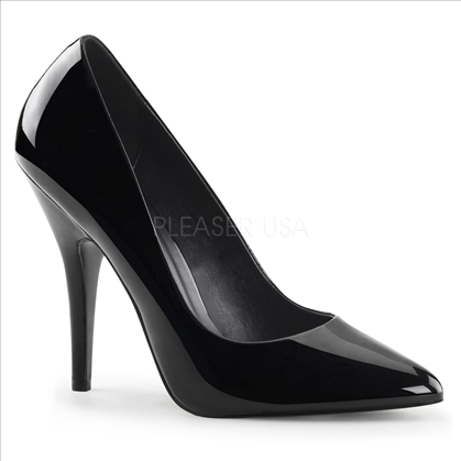 5 Inch Stiletto Heel And Soft Pointed Toe