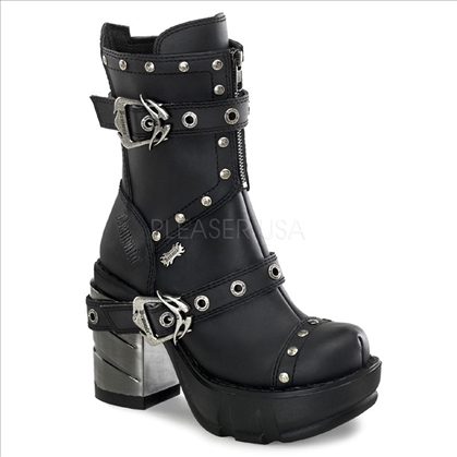 Pleaser Boots Steampunk