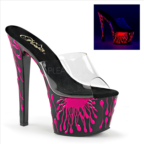 Pleaser Comfortable High Heels