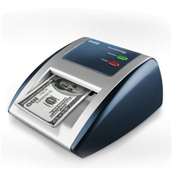 AccuBanker D450 Bleached Bills Counterfeit Detector with Ultraviolet, Magnetic and Infrared Counterfeit Detection