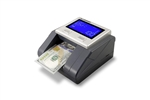 AccuBanker D585 multi orientation Counterfeit Detector with Ultraviolet, Magnetic and Infrared Counterfeit Detection