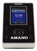 Amano TimeGuardian AFR100 biometric time clock