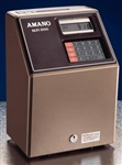 Amano MJR8000 Calculating Time Recorder