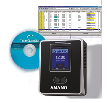 Amano Time Guardian Face Reader System AFR100