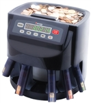 Cassida C200 CANADA Coin Counter Sorter and Wrapper