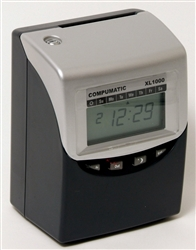Compumatic XL1000 Calculating Time Recorder