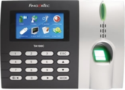 FingerTec TA103C Biometric Fingerprint System