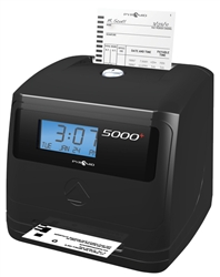 Pyramid 5000 Calculating Time Recorder