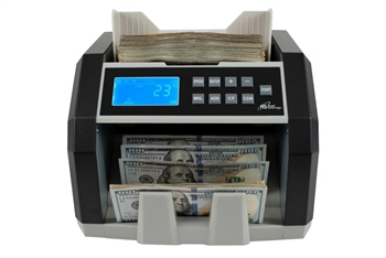Royal Sovereign RBC-ED200 Bill Counter with Ultraviolet Magnetic and Infrared Counterfeit Detection