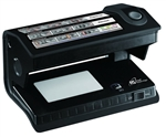 Royal Sovereign RCD-3 Counterfeit Bill Detector with Ultraviolet, Magnetic and Watermark Detection