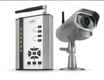 SVAT Digital Wireless DVR Security System with Receiver, SD Card for Recording and Long Range Night Vision Camera