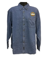 VHPA Men's Long Sleeve Denim