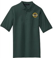 VHPA Men's Short Sleeve Classic Pocket Polo