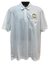 VHPA Men's Short Sleeve Performance Pocket Polo