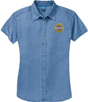 VHPA Women's Short Sleeve Denim