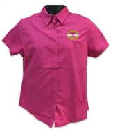 VHPA Women's Short Sleeve Easy Care Dress Shirt