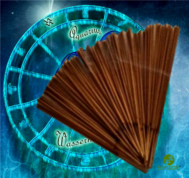 Aquarius incense