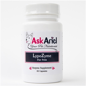 Lypozyme for Canine Pancreatitis and Hepatic Lipidosis