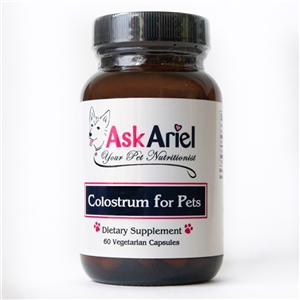 Colostrum for Pets