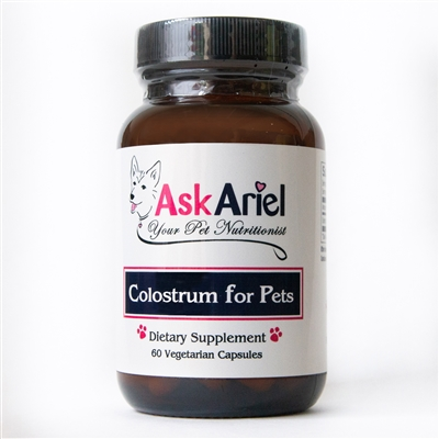 colostrum for cats