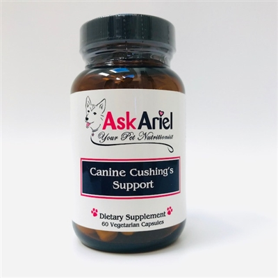 cushings dogs treatment supplement