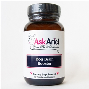 Dog Brain Booster Supplement