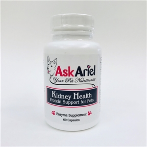 Kidney Health -- Protein Support For Pets