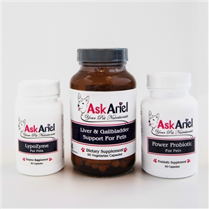 Pancreatitis & Liver Support Kit
