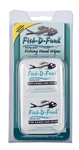 Fish D-Funk Hand Wipes in Clamshell