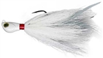 Owner Bucktail Bass Hair Jig White