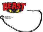 Owner Hooks-Beast with Twistlock Swimbait Hook-Ideal for Big Baits and Bigger Fish
