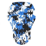 TH Marine Chill Trax Pad for Minn Kota Ultrex-Blue Camo
