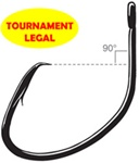 Owner 5114T Tournament MUTU Light Circle Hooks
