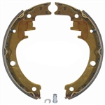 SHOE SET - BRAKE 2 FOR HYSTER : 2026303