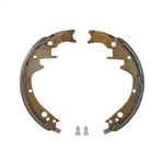 3EA-30-1145C : FORKLIFT BRAKE SHOE SET (2 SHOES)