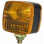 FLASHER LAMP - FRONT FOR KOMATSU : 37B-1EH-2010