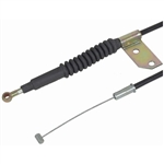 CABLE - ACCELERATOR FOR NISSAN : NI18201-04H00