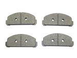SHOE SET - BRAKE PAD 4 FOR NISSAN : NI44060-30K25