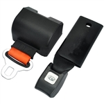RBSB-60-ORANGE : RETRACTABLE SEAT BELT 60 Inches