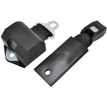 RSB-60-BLACK : RETRACTABLE SEAT BELT 60 Inches