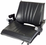 SL 2400-HRB LOW PROFILE SEAT/HIP R.& BELT