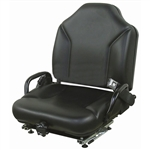 SL 3400 SUSPENSION MOLDED SEAT