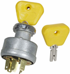 SY41568 :  Forklift IGNITION SWITCH
