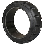 TIRE-110C : Forklift CUSHION TIRE (16X5X10.5 B/R)