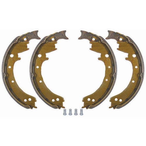3EB-30-A31180 : Brake Shoe Set 4 Shoes For Komatsu & Allis-chalmers