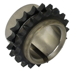 GEAR - CRANKSHAFT FOR MITSUBISHI : 020843