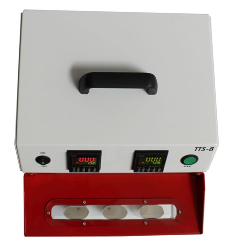 TTS-8 - Multiple Tube and Bag Sealer - Product Code: TSS-8 Multiple Tube  and Bag Sealer