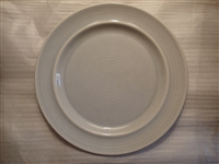 Dinner Plate-Metlox Colorstax Gray